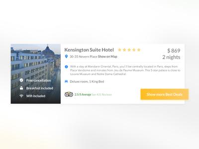 Hotel Card Design hotel card card hotel