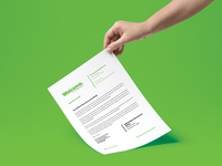 Welcome Letterhead
