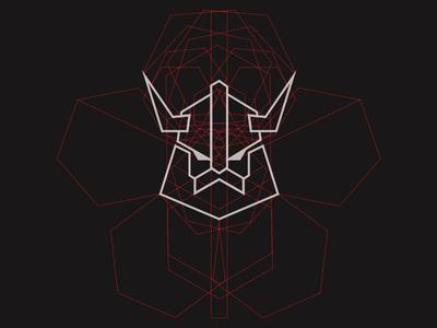 Valhalla Logo agency viking logo