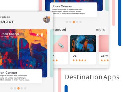 Destination Apps