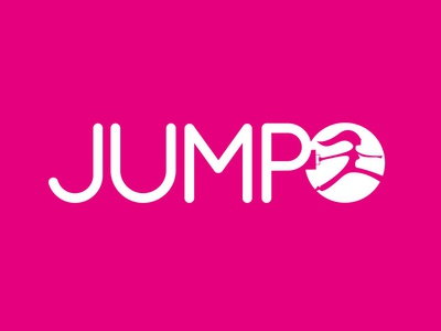 Jump corporate brand image women identity website brochure