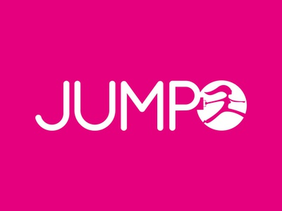 Jump corporate brand image women identity website brochure