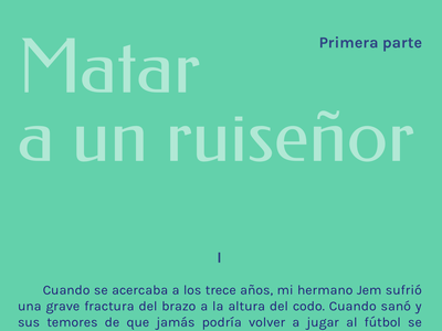 Federo & Karla tipografías typography karla federo google fonts fonts
