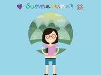 Summertime! ♥