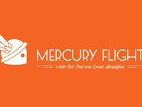 Mercury flight white