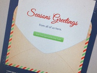Holiday card design 2.5 full