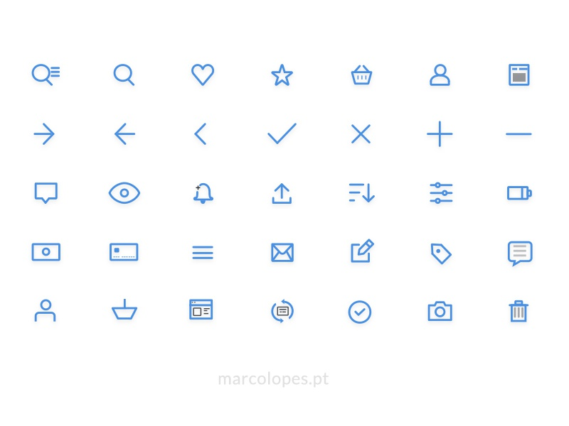 UI Icons Free pack - for Sketch in vector shapes arrows cards credit icon design iconography interface kit ui app free icons