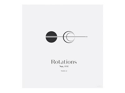 Rotations Minimal Series rotations geometric shapes minimal