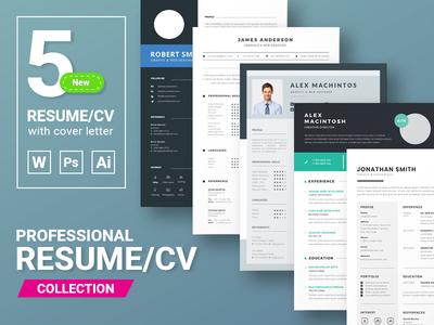 Resume/CV Collection