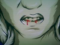 The Victim- Close up