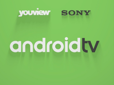 Android tv portfolio tile
