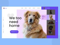 Puppy Web page