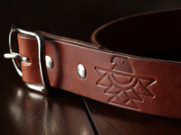 Thunderbird Leather - Belt