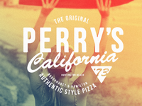 Perrys Pizza - California
