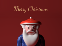 New Santa Claus In China-Jinjiang Xu