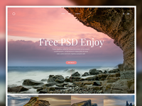 Web Design - Free PSD