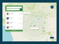 Location tracker lg2