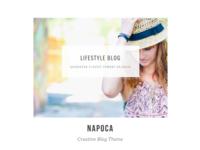 Napoca - Creative Blog