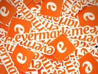 Evermark.me Stickers