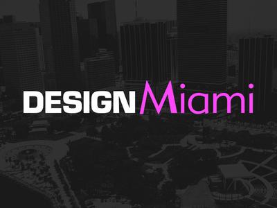 designMiami rebrand
