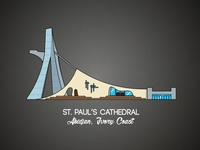 St. Paul'S Cathedral illustration