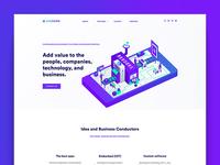 Beeders - Website Redesign