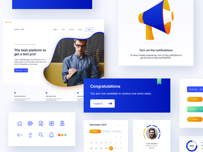 Education website | Details dashboard education design flat design flat ui ux illustrations website