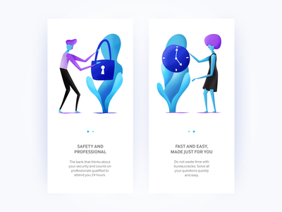 Screen Splash | Illustrations vector design app flat flat design illustration illustrations