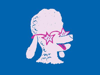 Its called fashion, look it up 🐩 poodles who is she celebrity sunglasses illustration fashion dog doodle poodle