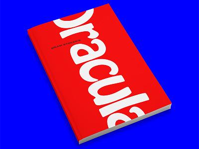 Dracula Book Cover dracula blood hobo eurostile campy keanu blue vampire