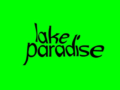 Just dip your toe in chicago paradise logo design music tuneage psych rock