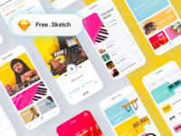 Facility Manager App facility manager app facility management asset management colours pastels flat assets asset mobile ios app freebies objectivity facility manager facility sketch ux ui uiux freebie