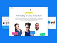 Notary Week Website