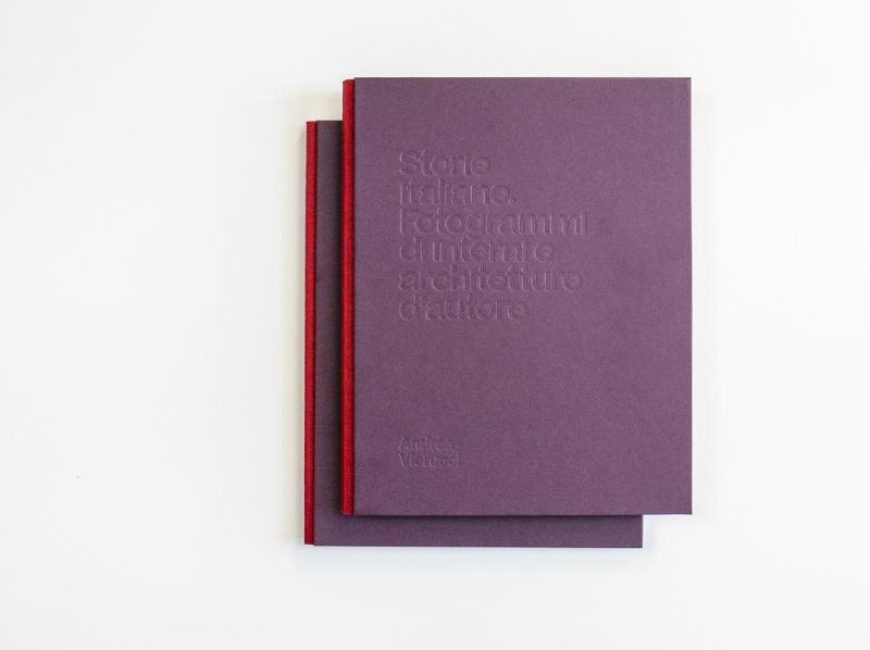 Storie Italiane. Fotogrammi di interni e architetture d'autore