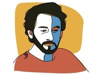 Color Portraits | Alessandro