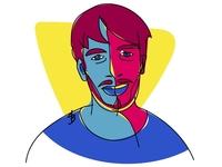 Color Portraits | Riccardo