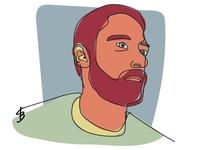 Color Portraits | Self portrait