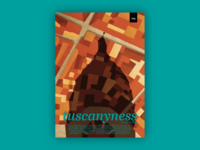 Tuscanyness Poster and Illustration