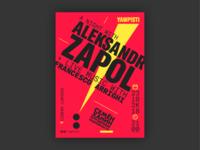 Aleksandr Zapol aka Semën Chanin Poster