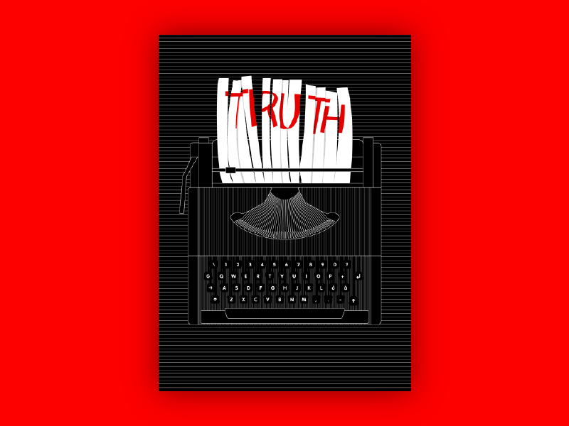 Can you write the truth?