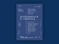 Architecture and Robotics conference