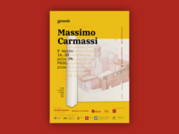 Genesis Lectures 2019 — Massimo Carmassi
