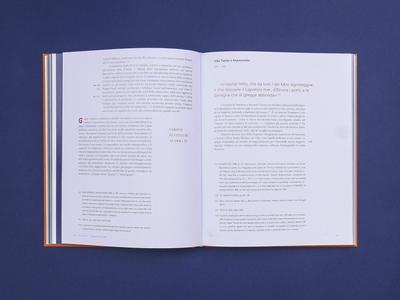 Giacomo Sardini 1750–1811 layout grid grid design orange blue typography architecture layout grid editorial design design editorial book archtitecture