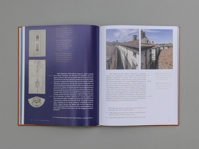 Giacomo Sardini 1750–1811 architecture art drawing illustration book grid editorial design grid editorial layout book layout design book