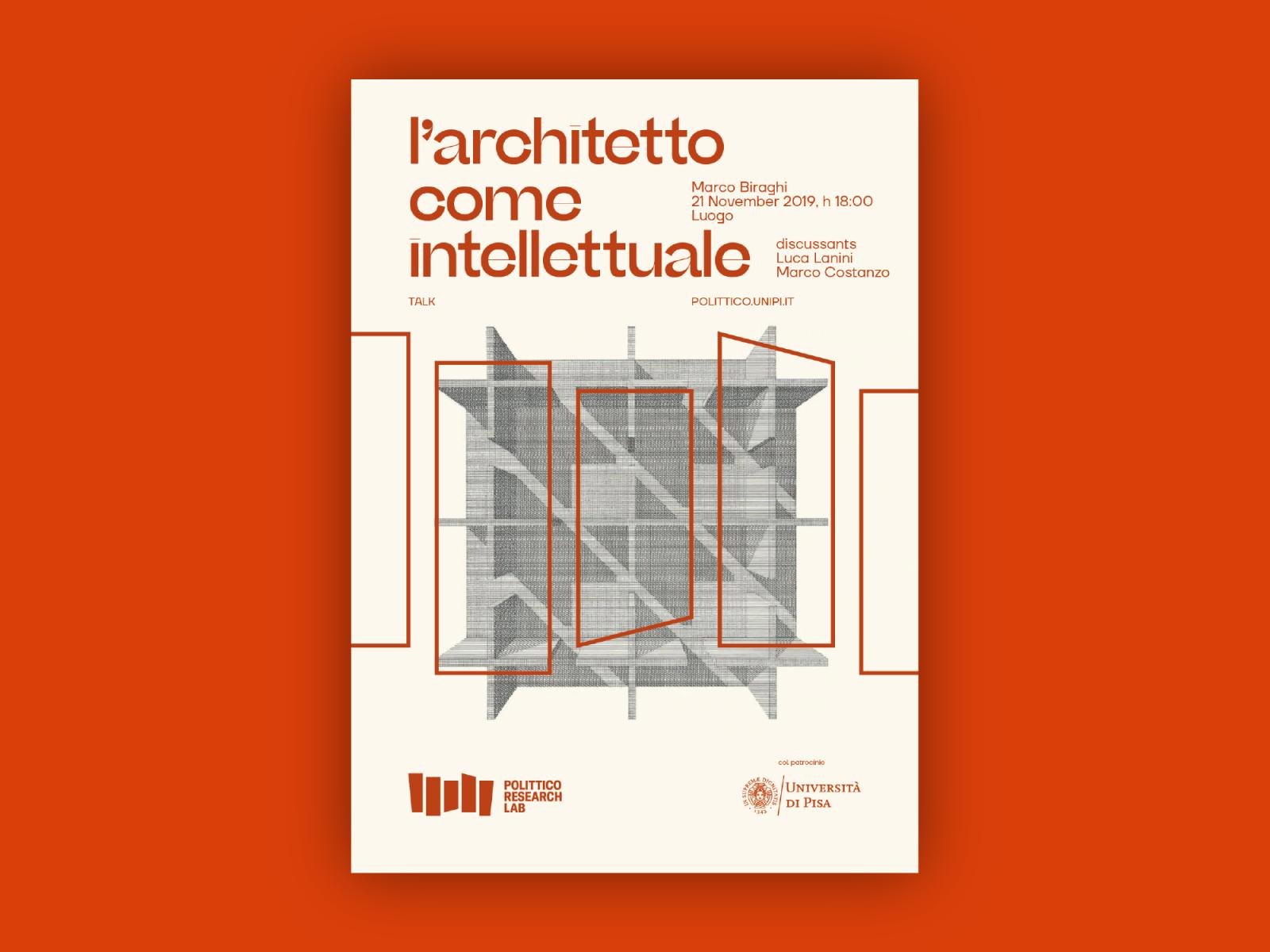 Polittico Research Lab — Poster #3