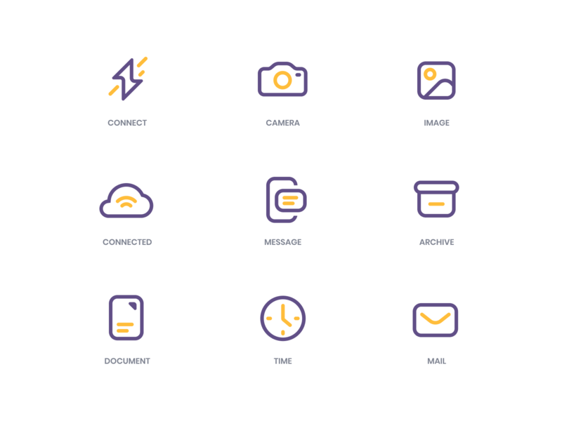 Spark Iconography