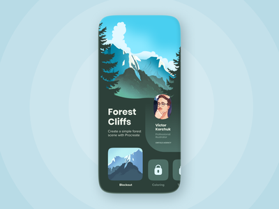 Illustration Process Concept design flat iconography icon art app layout clean type typography minimalistic minimal web website illustration