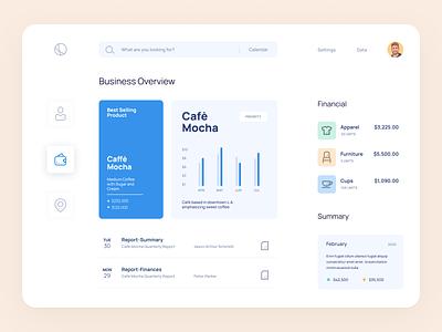Business Management design flat iconography icon art app layout clean type typography minimalistic minimal web website illustration