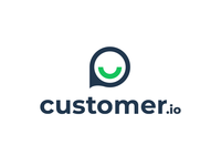 Customer.io Logo Reveal