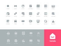 Homely Icons